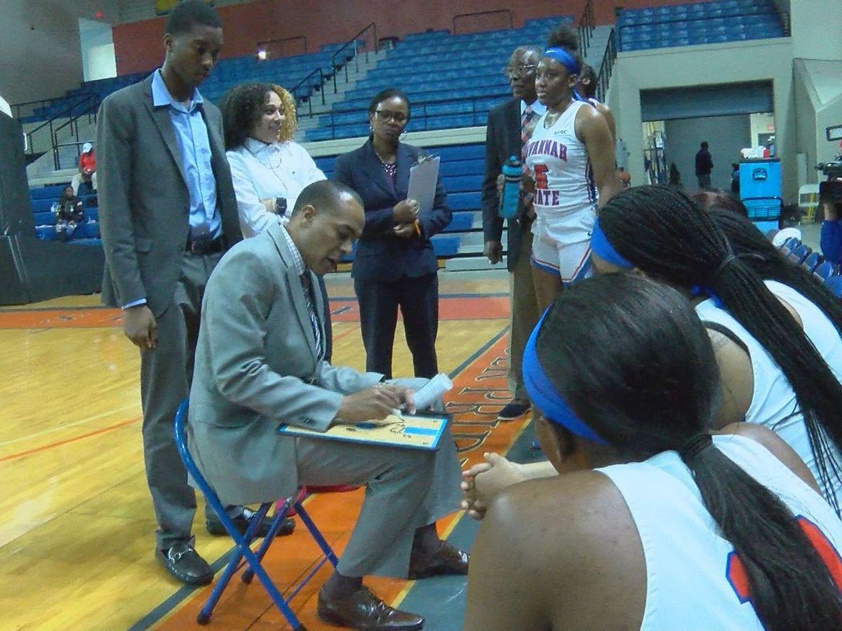 Savannah State men's and women's basketball end regular season at Tiger Arena