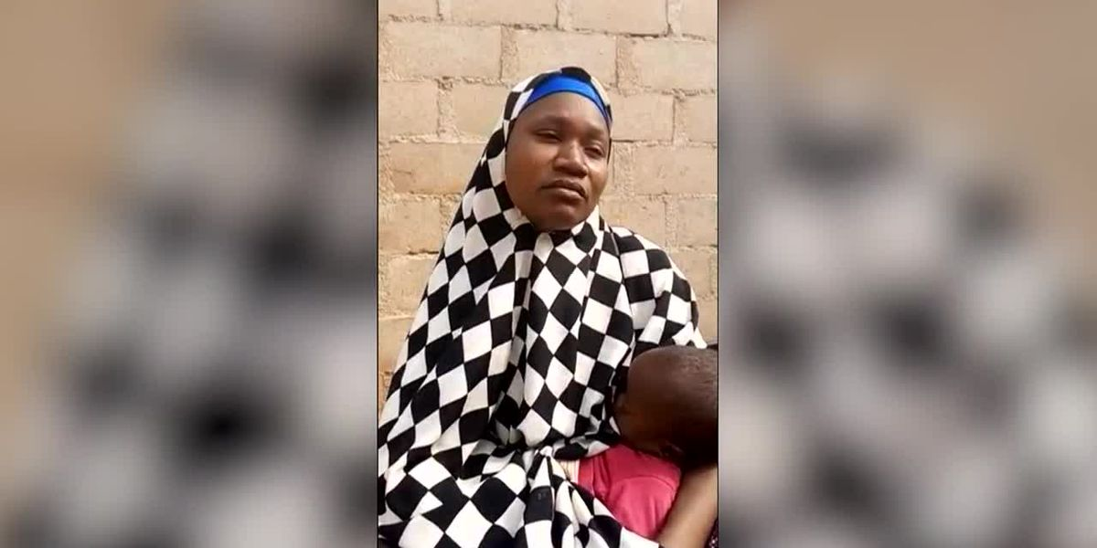 'There is no security:' Mother of kidnapped Nigeria girl says her daughter won't return to school