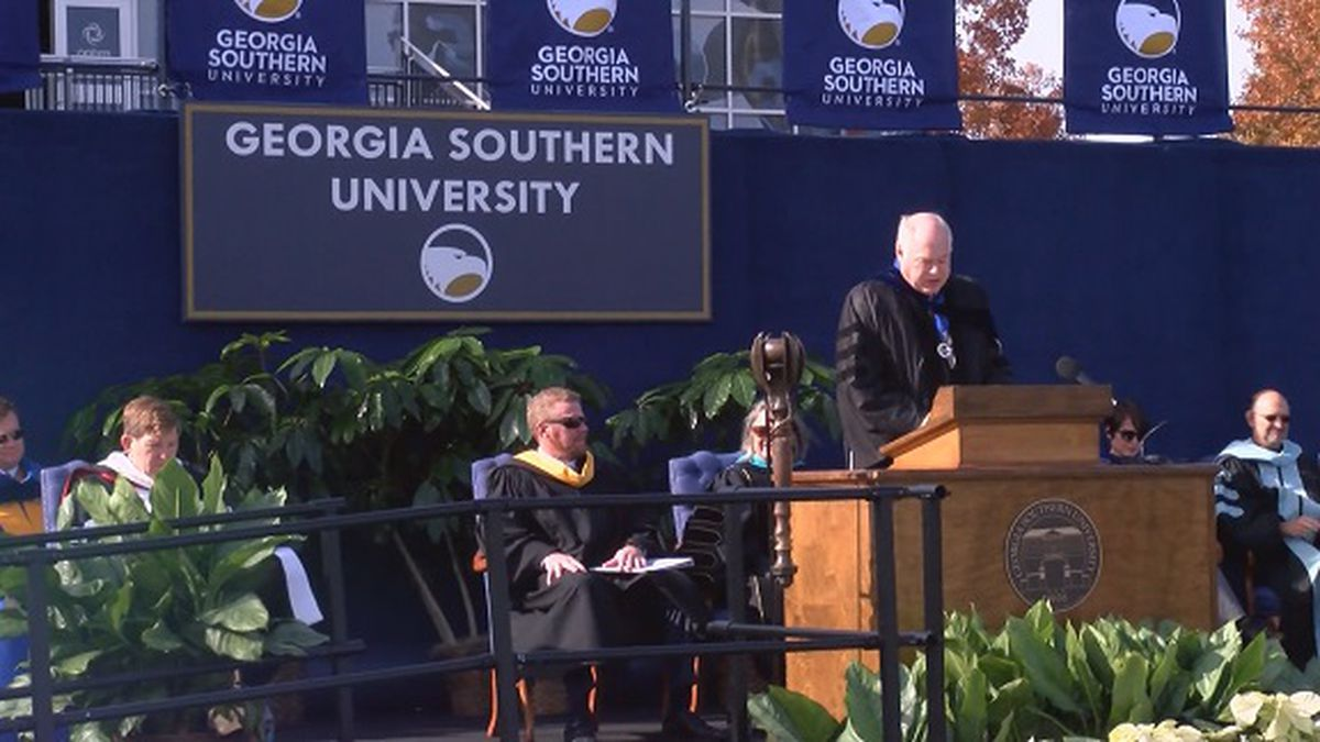 GSU Seniors in Statesboro upset after graduation changes announced