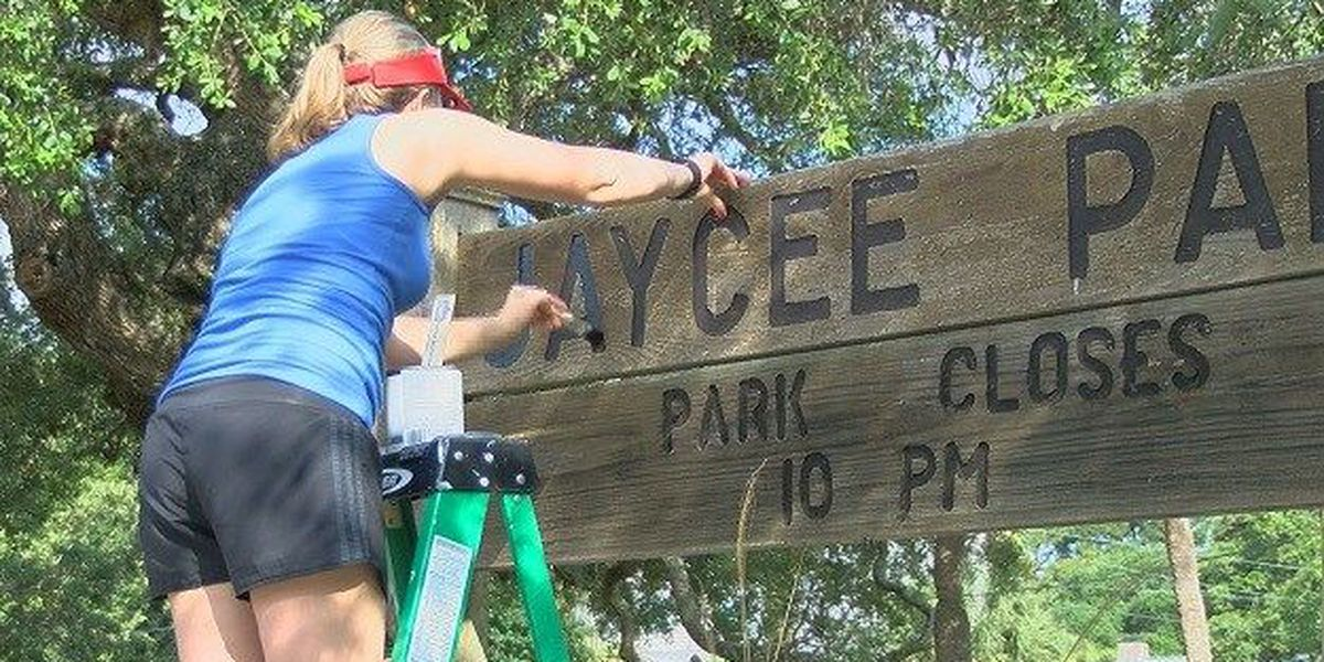 Hometown Heroes: Savannah Jaycees Tybee cleanup