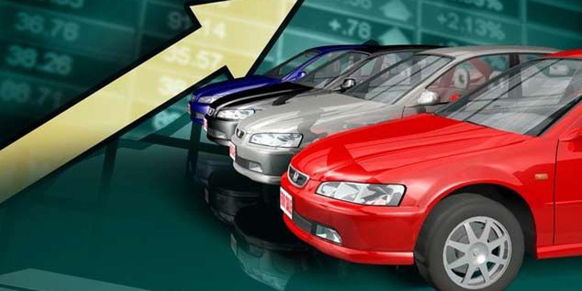 AAA survey: April car sales get boost