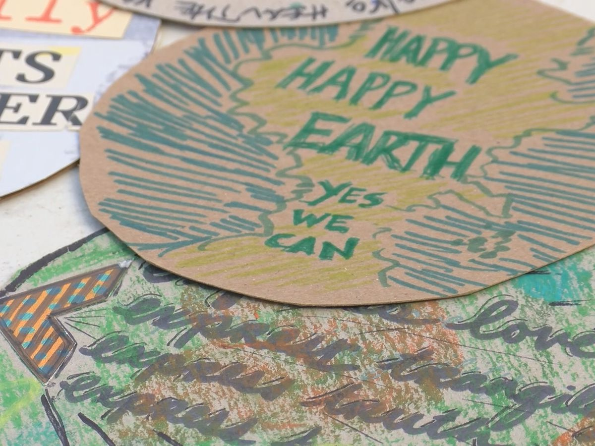 Savannah Chatham Sustainability Coalition holds pop up art event to recognize Earth Day
