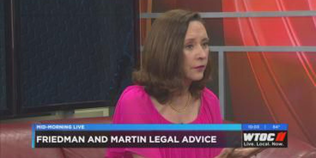Friedman and Martin Legal Advice