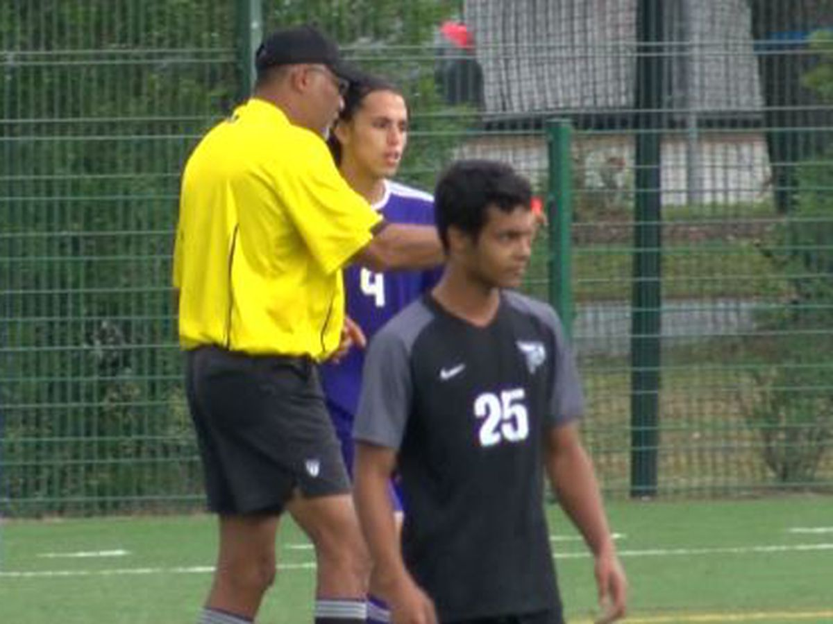 Soccer referee shortage impacting local leagues
