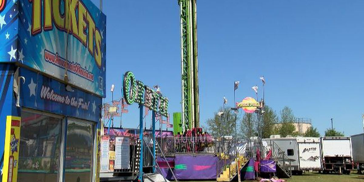 Rincon Spring Fair marks return to business for amusement company