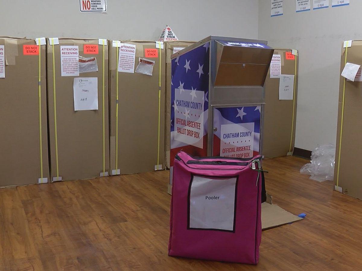 League of Women Voters organization raises money for ballot drop boxes