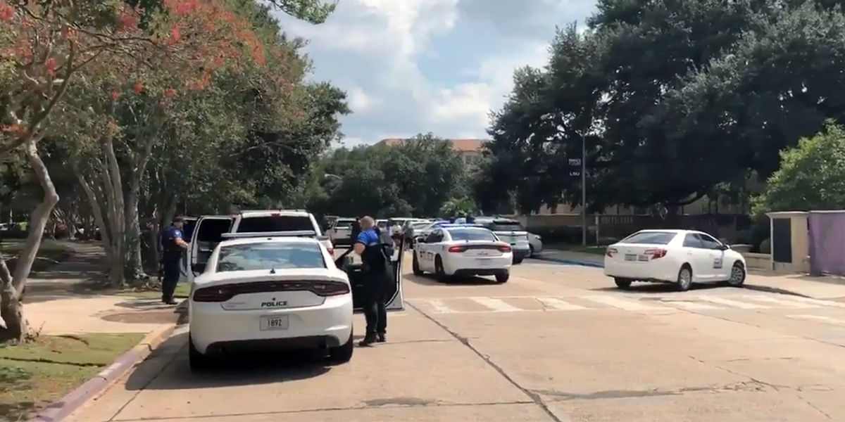 Reports of armed intruder in Coates Hall at LSU