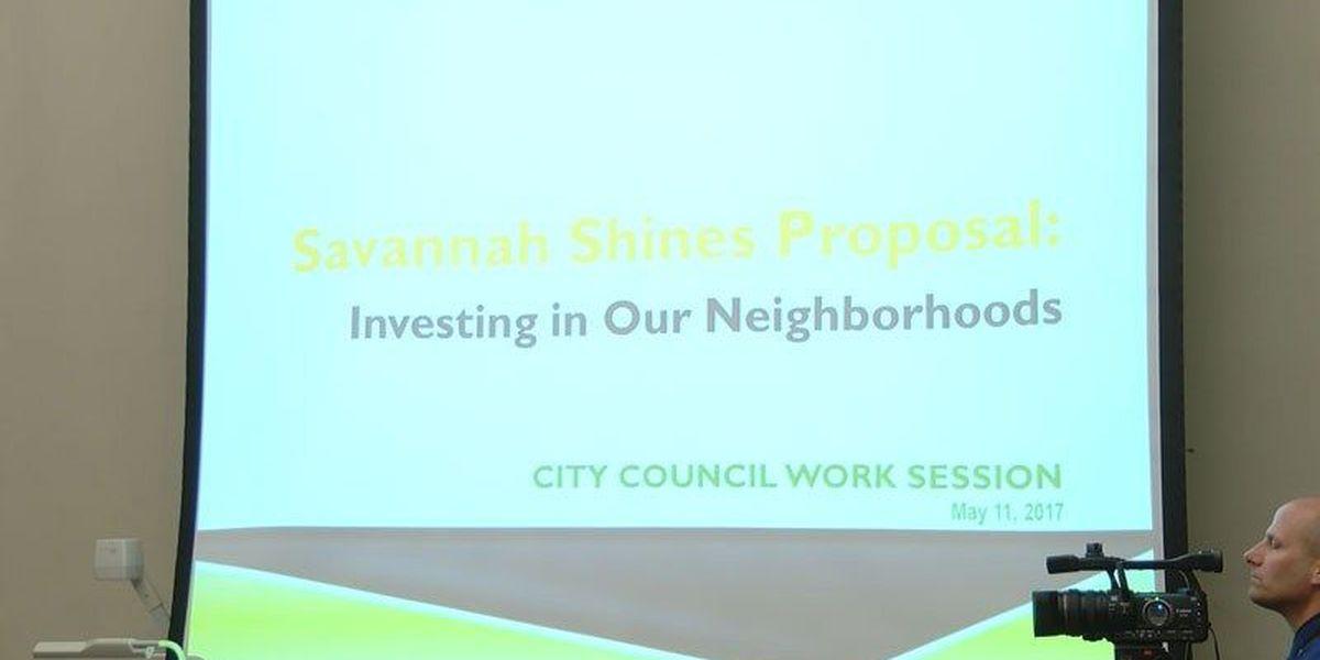 City launches new Savannah Shines initiative