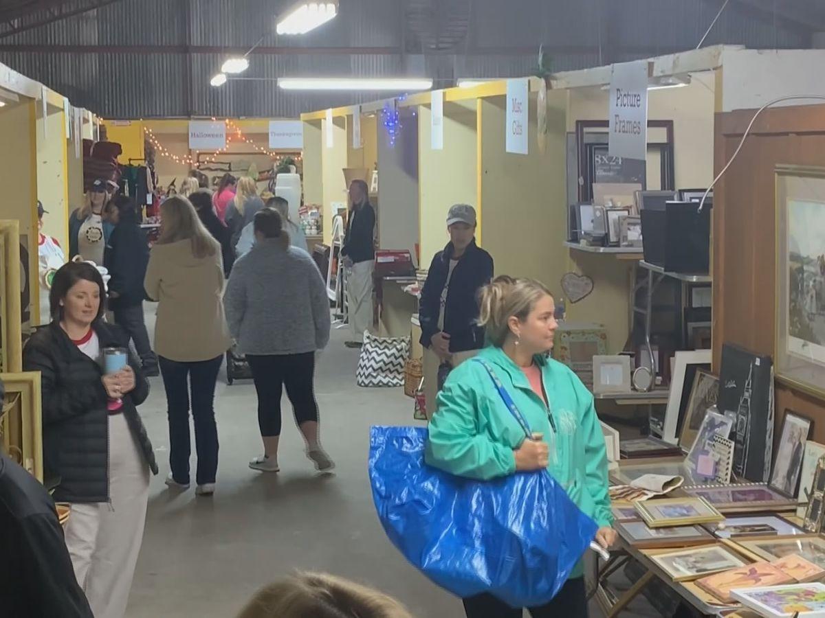Statesboro's 46th annual Attic Sale this Saturday