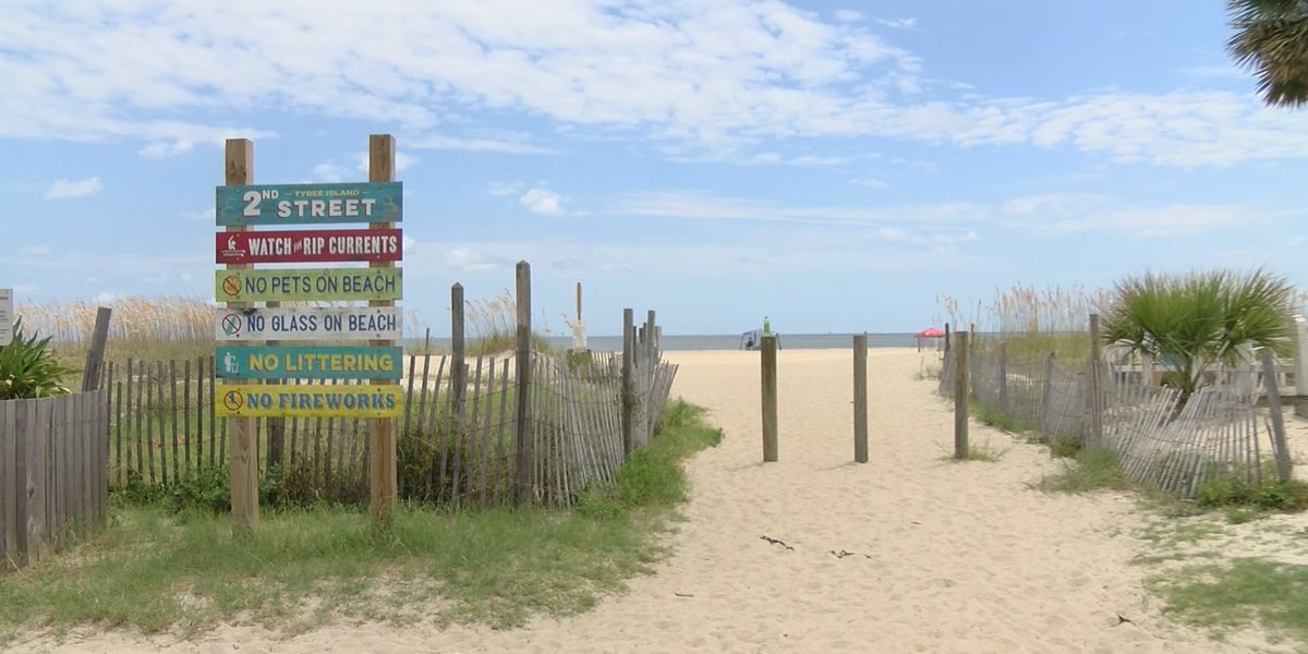 Tybee Island officials preparing for possible storm impact ahead of Labor Day Weekend