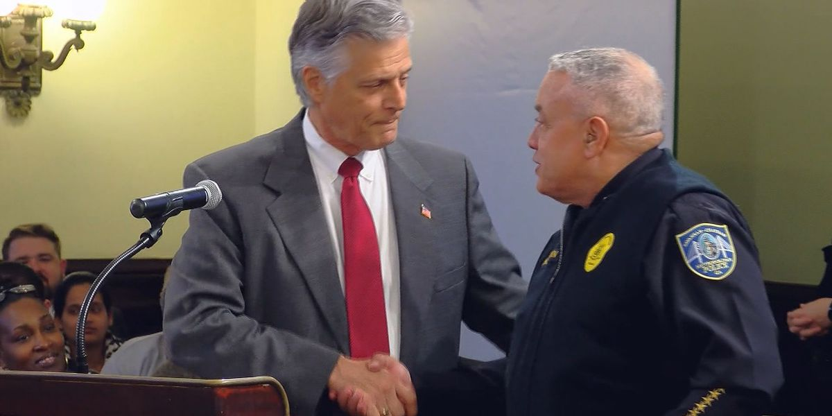 Lumpkin's Legacy: The final day for SCMPD's chief