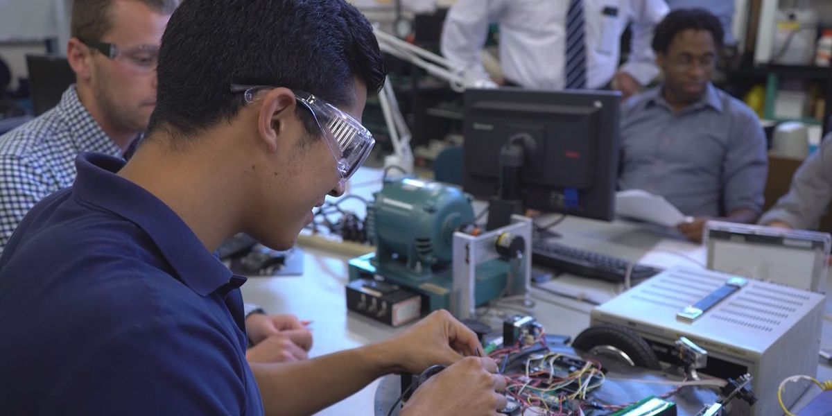 Georgia Southern, Air Force partnership to give engineering students new learning opportunity