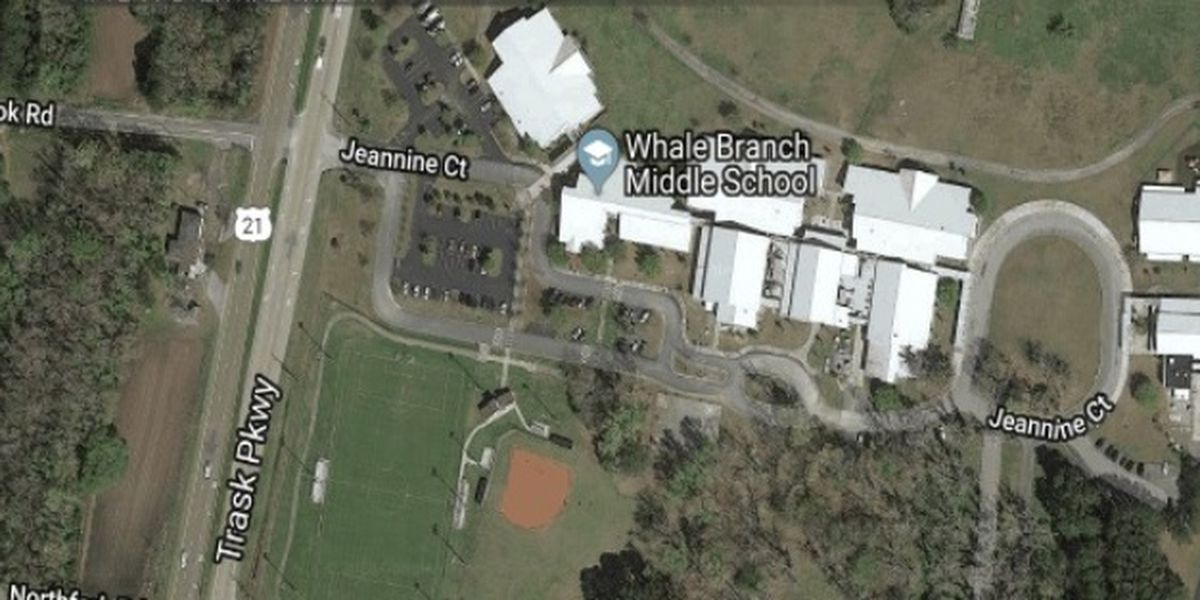Extra security at Whale Branch Middle School after potential threat