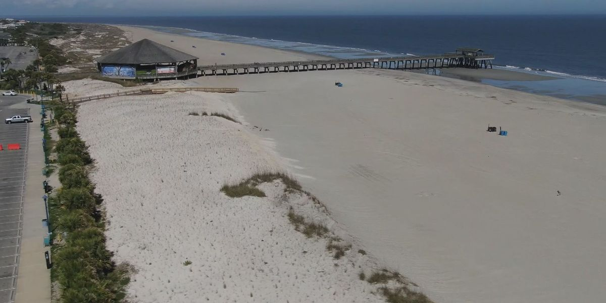 Tybee Island smoking ban to go into effect this weekend; city waves late utility fees for residents & businesses until May 13