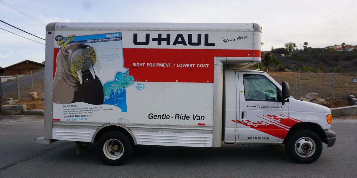 U-Haul offering free storage to residents in the Carolinas impacted by Dorian