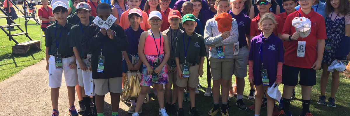 First Tee of the Lowcountry has special day at RBC Heritage