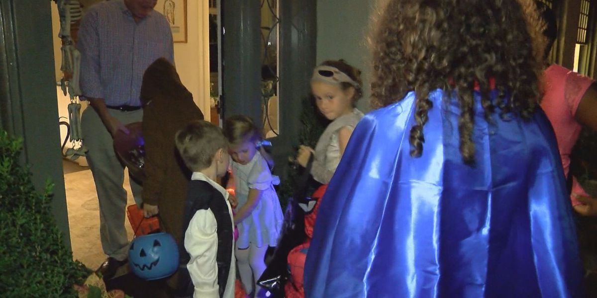 Don't be a Victim: Halloween Safety