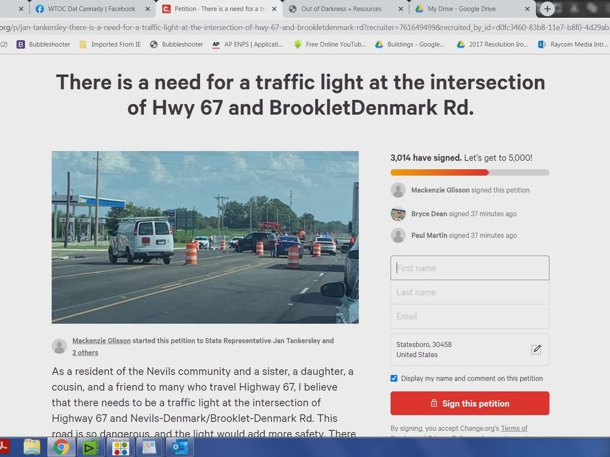 Local, state leaders respond to residents concerns over dangerous intersection