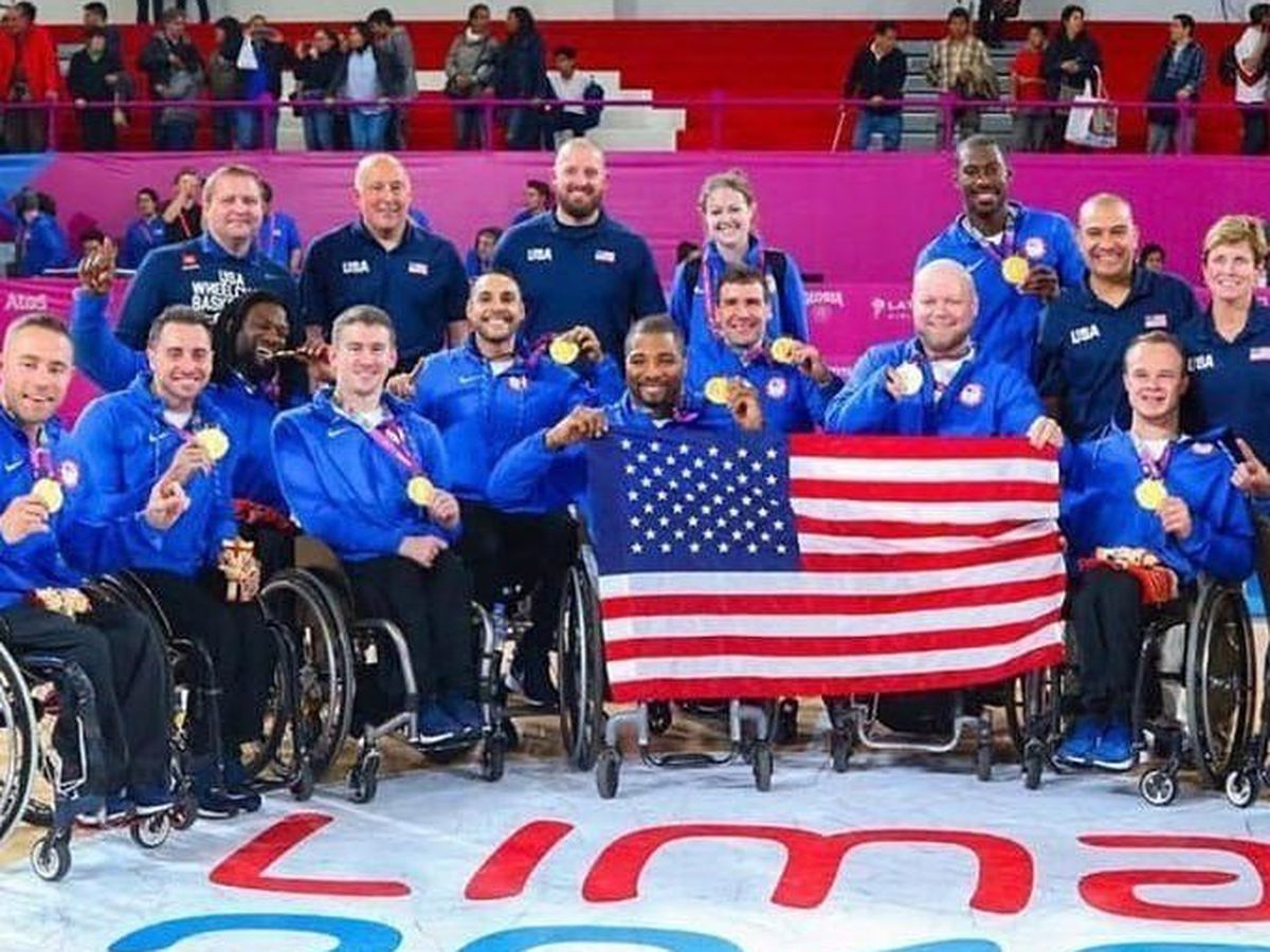 Paralympic athletic trainer must decide on 2021 Games attendance