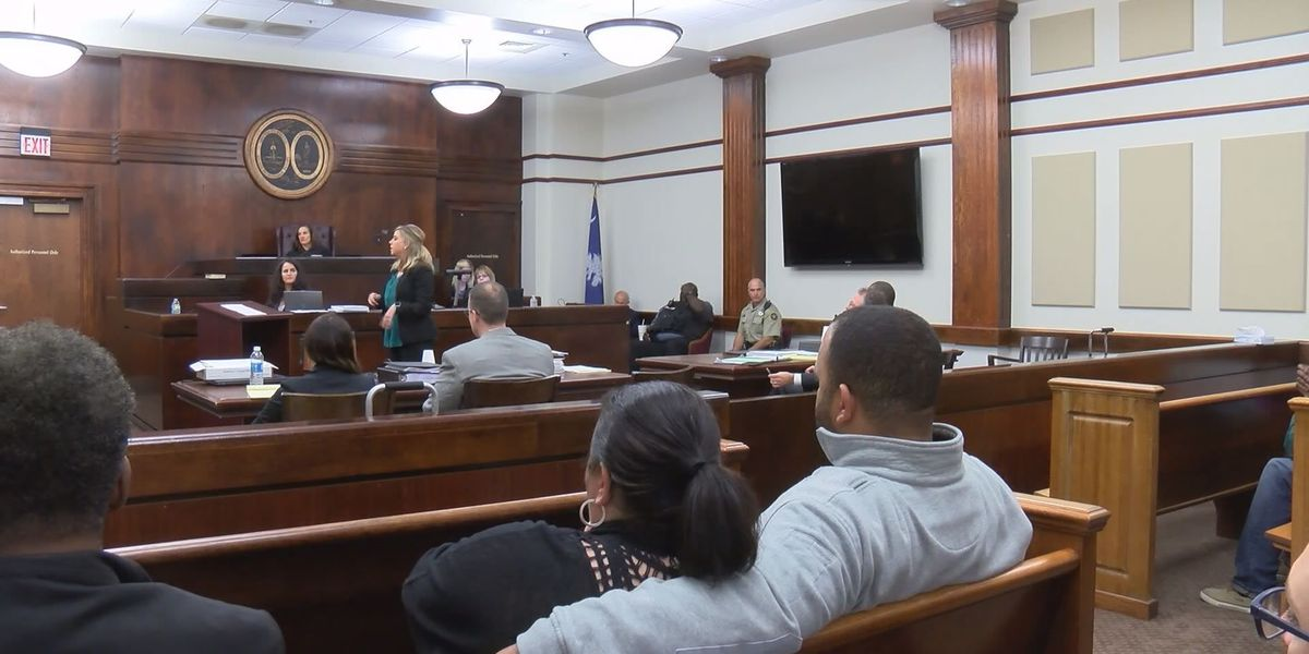 Malik Stanfield pleads guilty to reduced charge of voluntary manslaughter