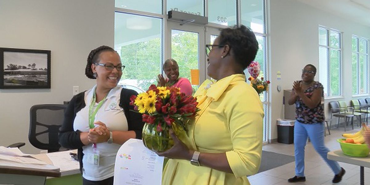 CEO of healthcare clinic in Hinesville receives Administrator of the Year award