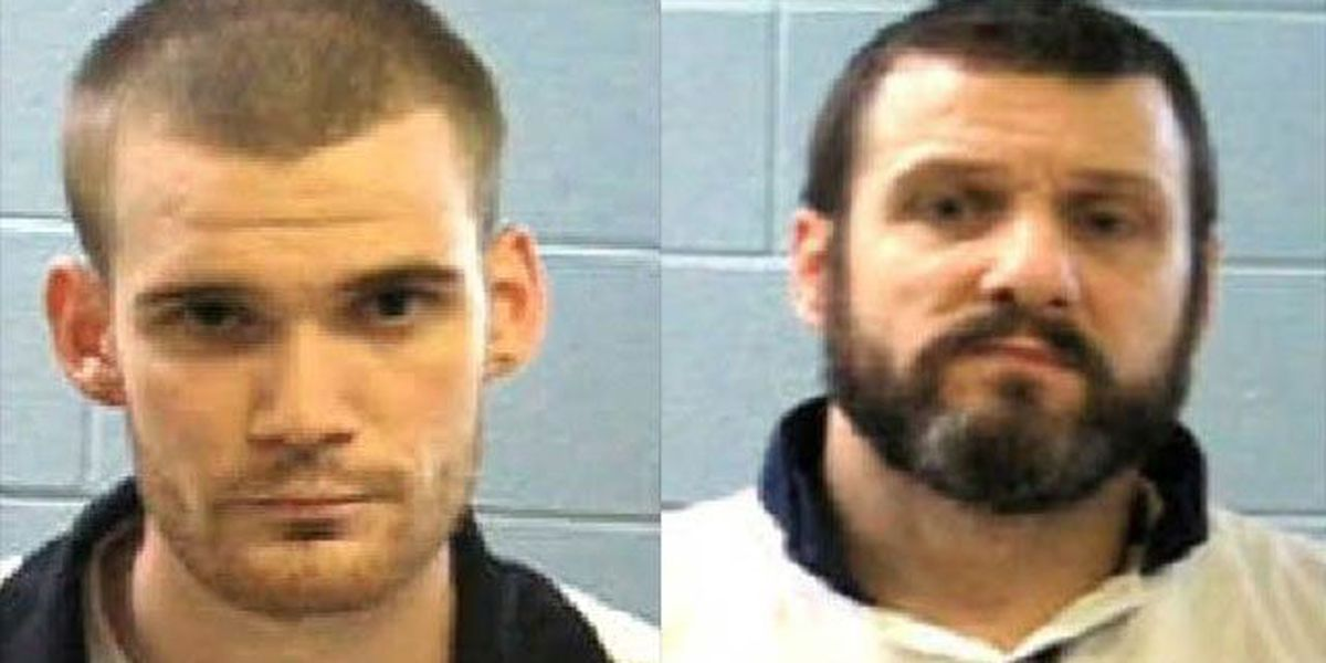 Reward increases in search for 2 inmates accused in fatal shooting of corrections officers. | We've got the latest on Daybreak.