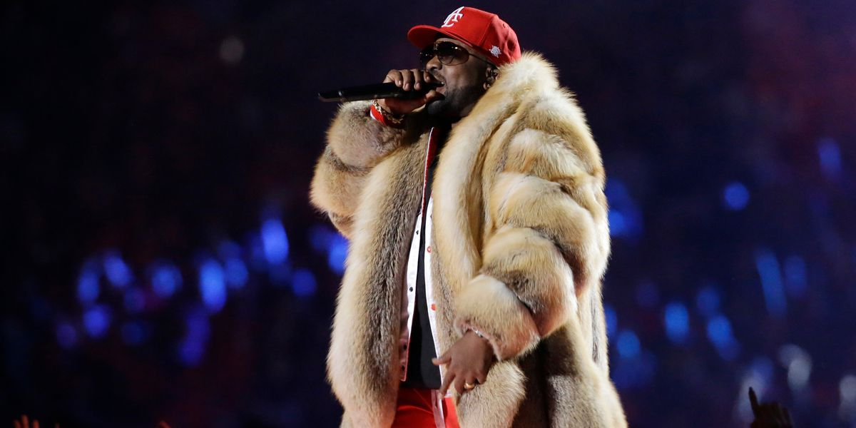 PETA calls out Big Boi for wearing fur coat during Super Bowl halftime show