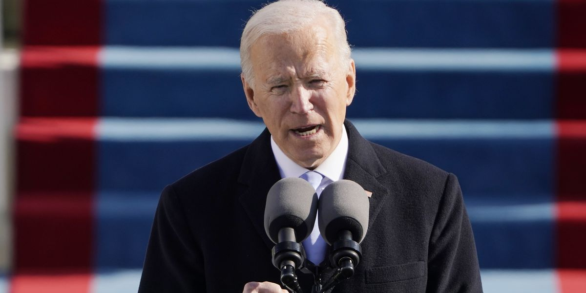 LIVE: Biden to sign executive actions expected to address food and unemployment aid