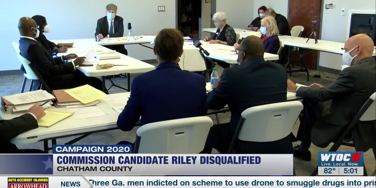Board of Elections votes to disqualify Chatham Co. Commission candidate