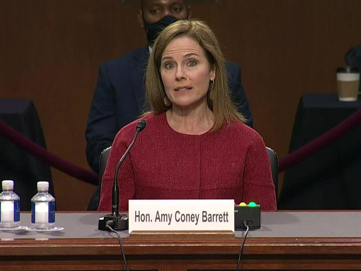 Senate GOP to push Barrett forward over Dem boycott of vote