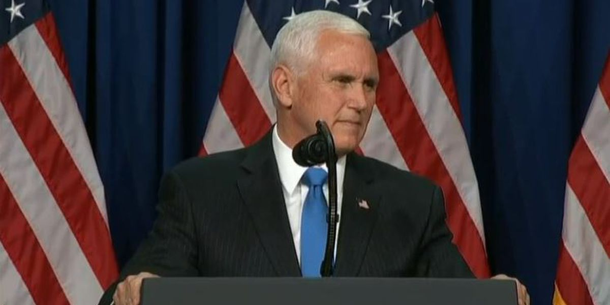 Vice President Mike Pence to visit Savannah Friday