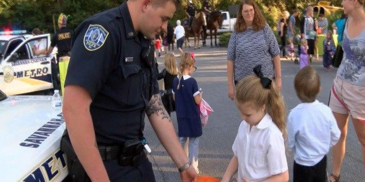 Trick-or-Treat hours advised for areas in Savannah, Lowcountry