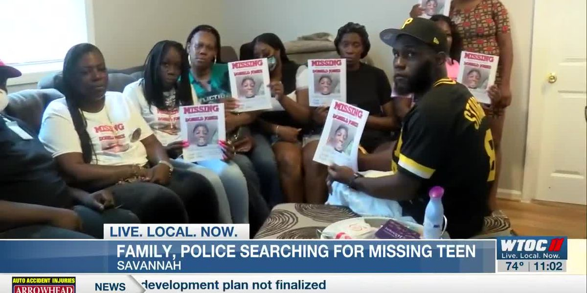 Family, police searching for missing Savannah teen