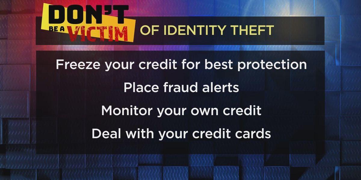 Don't be a Victim: Equifax Data Breach
