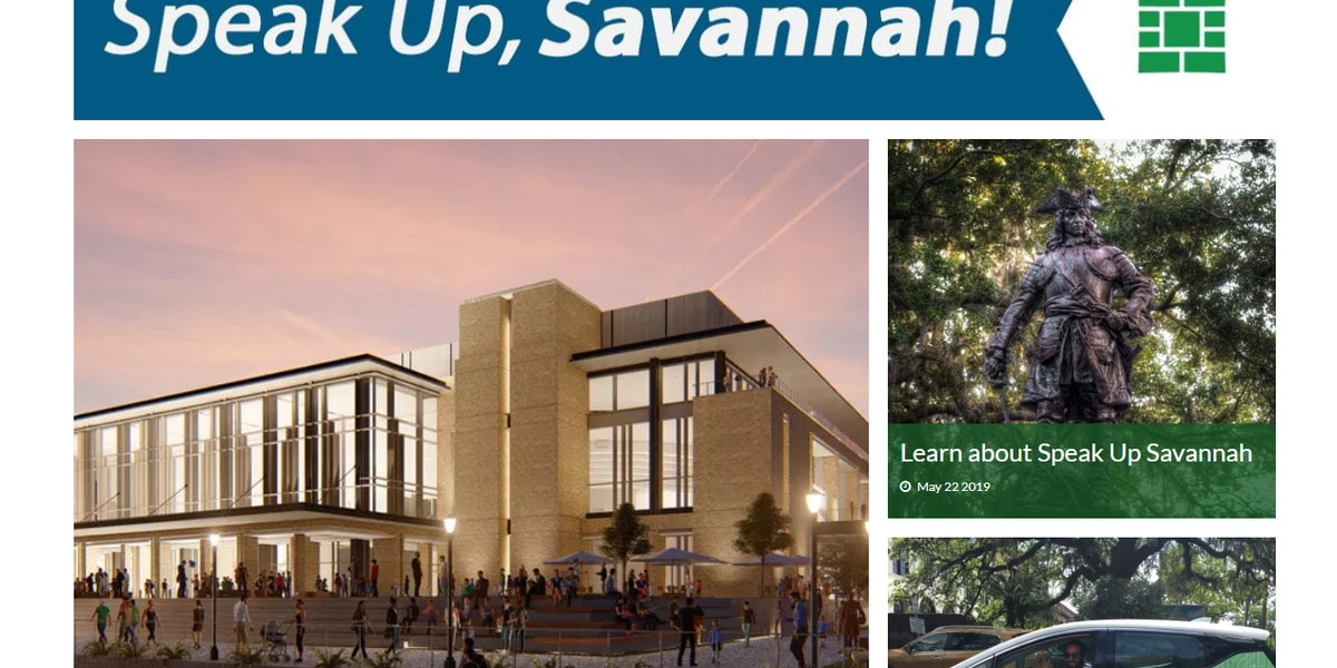 City of Savannah receiving resident feedback, questions via new website