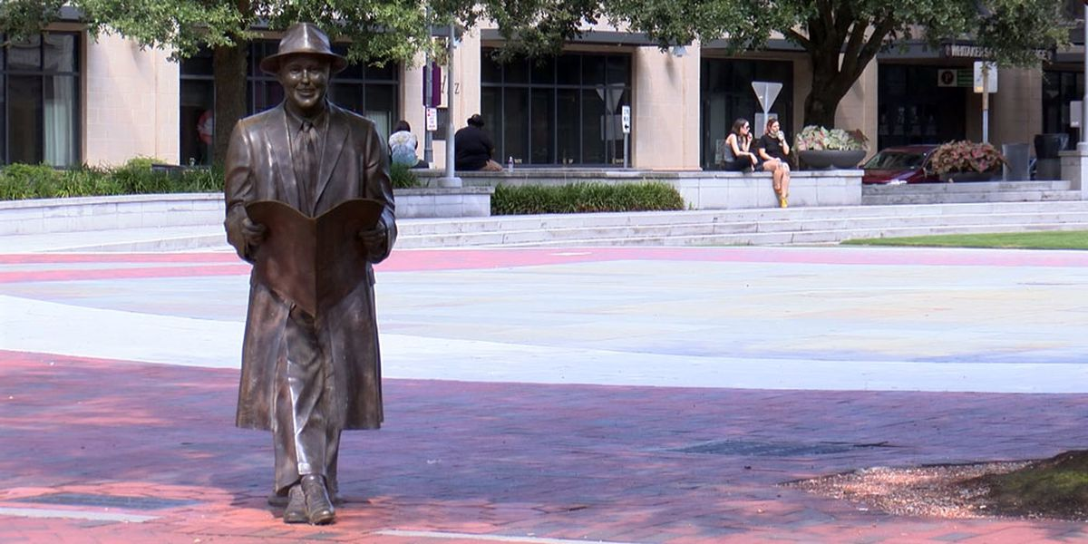 Savannah sculptor creates art shown across the U.S.