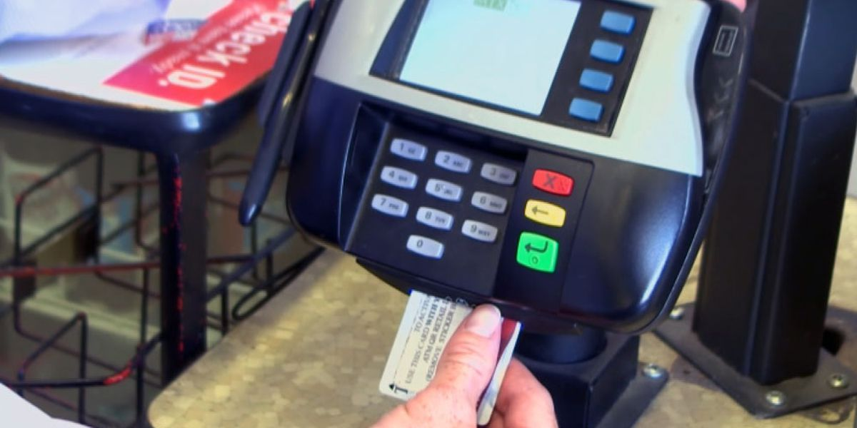 City of Beaufort considers making customers pay credit card transaction fees