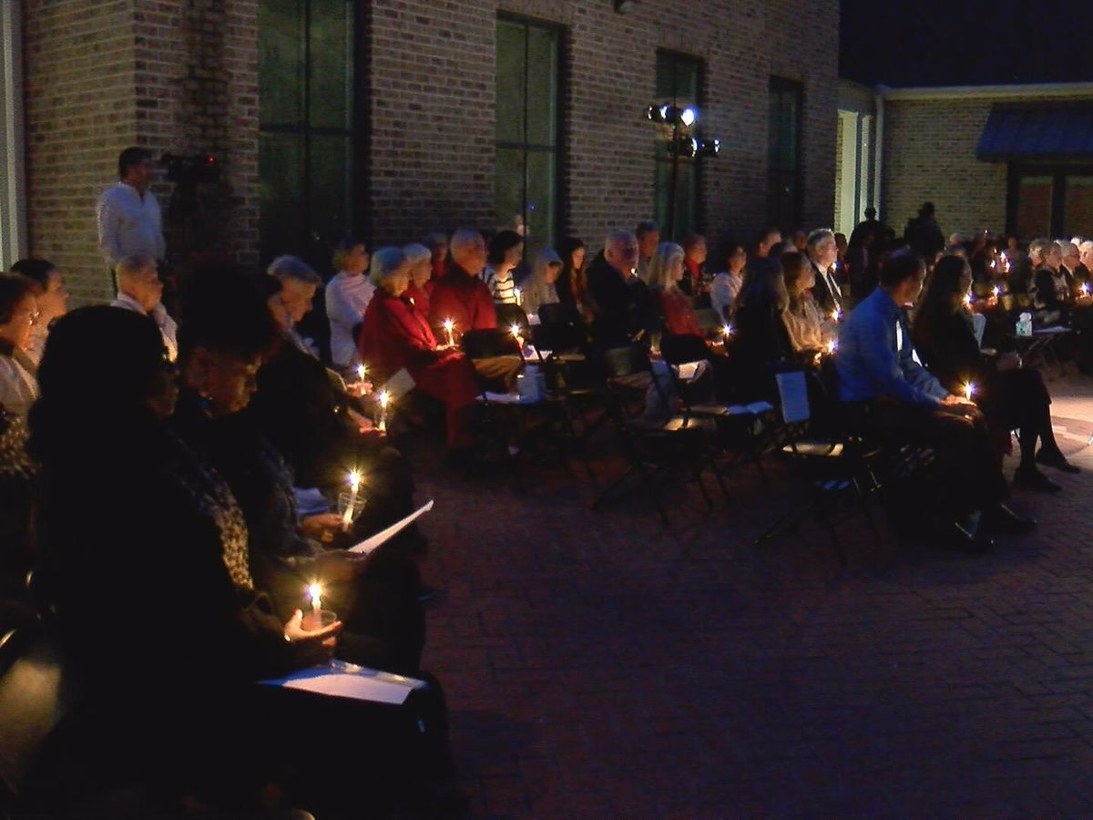 Hospice Savannah pays tribute with annual Tree of Light