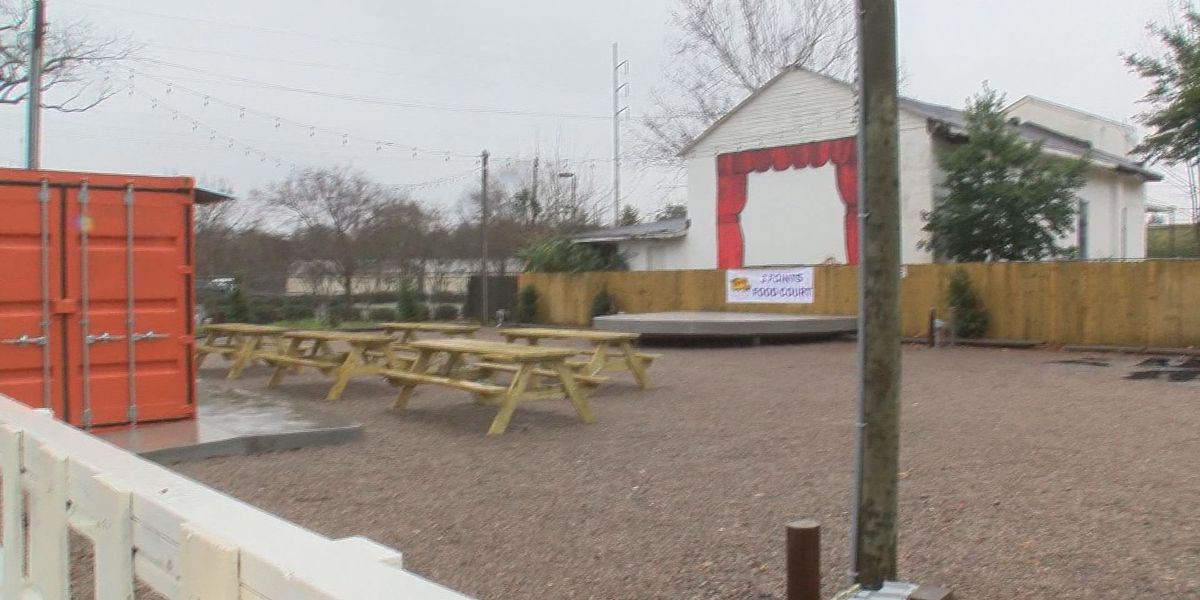 New Savannah food court caters to food trucks, live entertainment