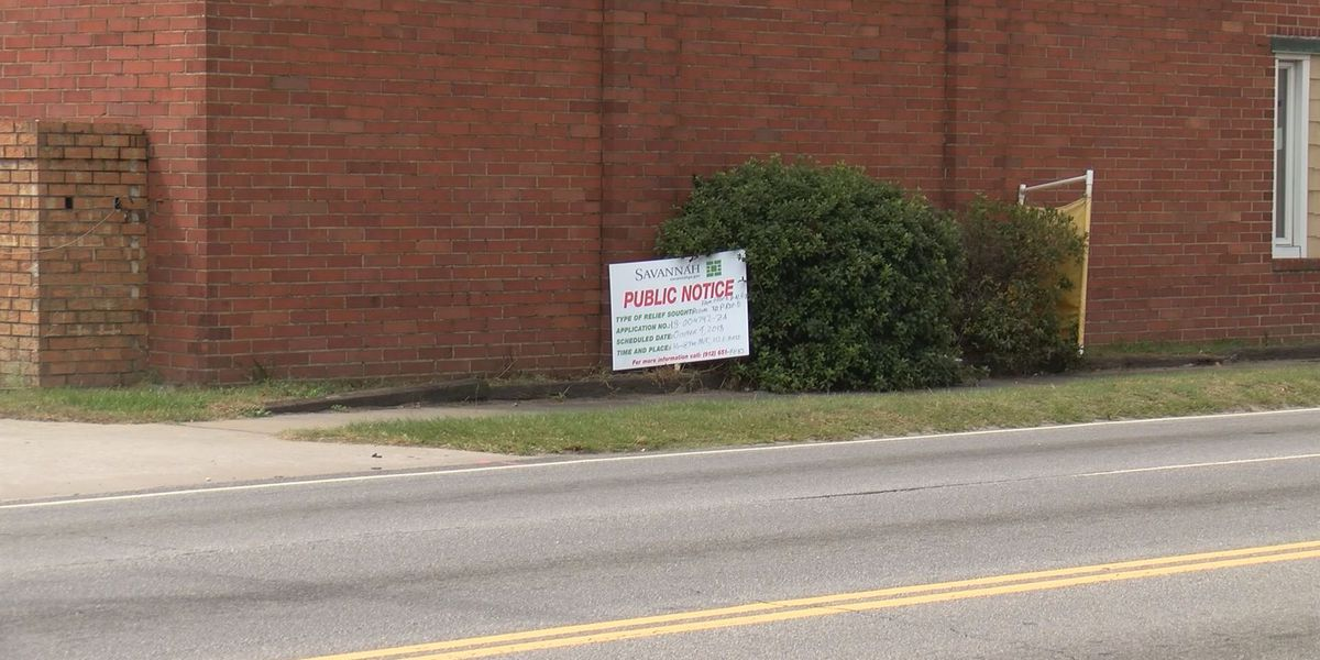 SCAD requests rezoning for new dorm on Victory Drive