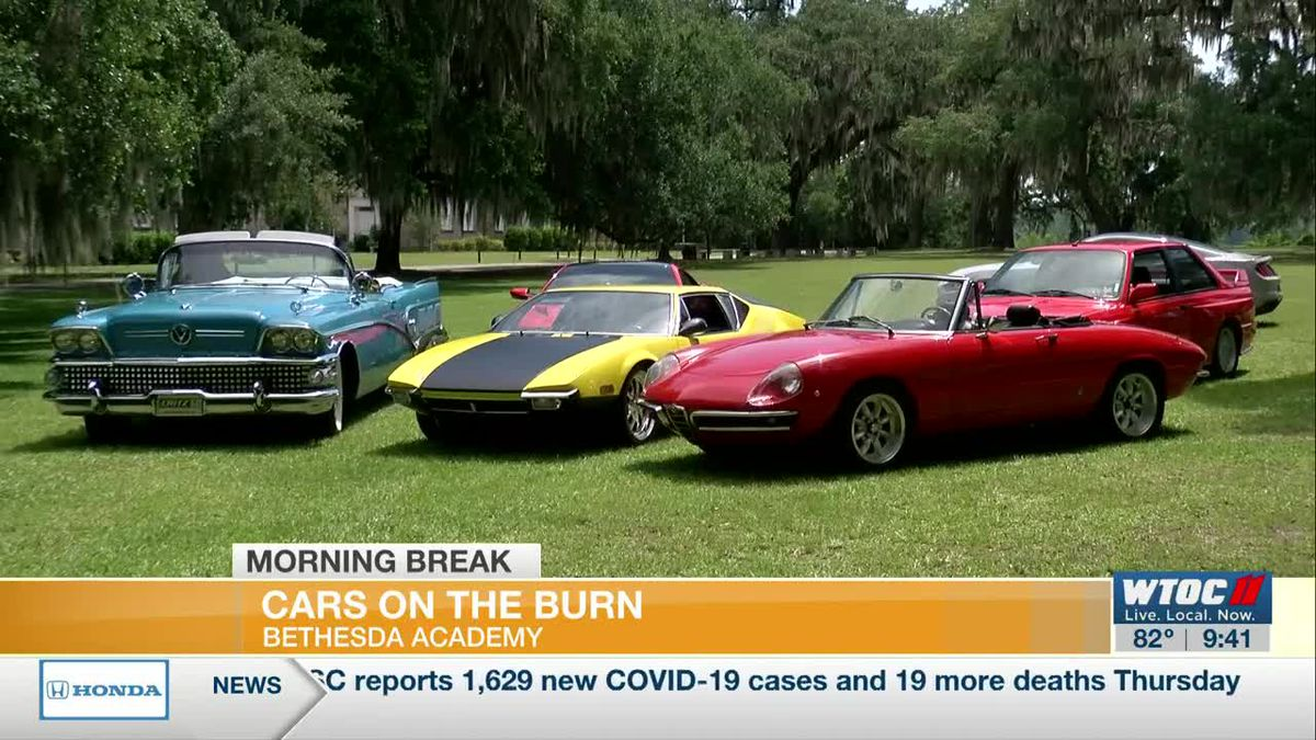 4th annual Cars on the Burn for Bethesda set for July 4