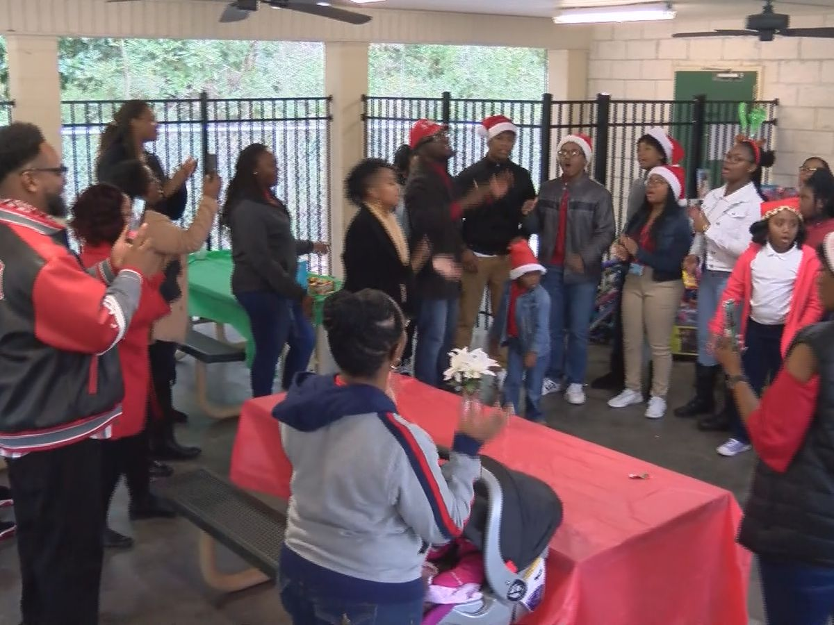 Hinesville councilwoman holds annual toy drive