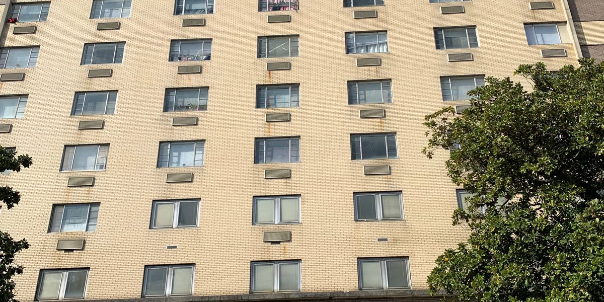 SCAD purchases former low-income housing high rise