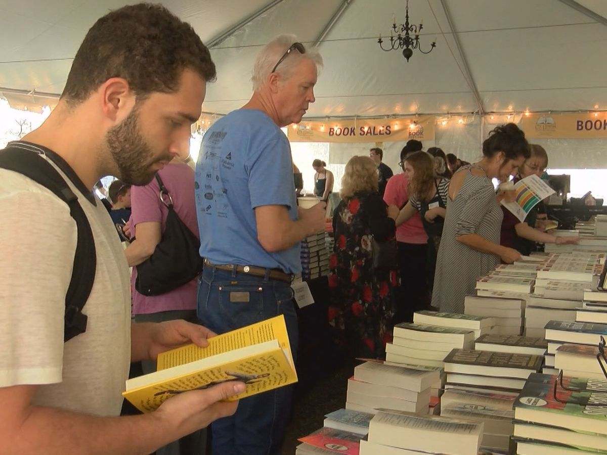 Savannah Book Festival Goes Virtual