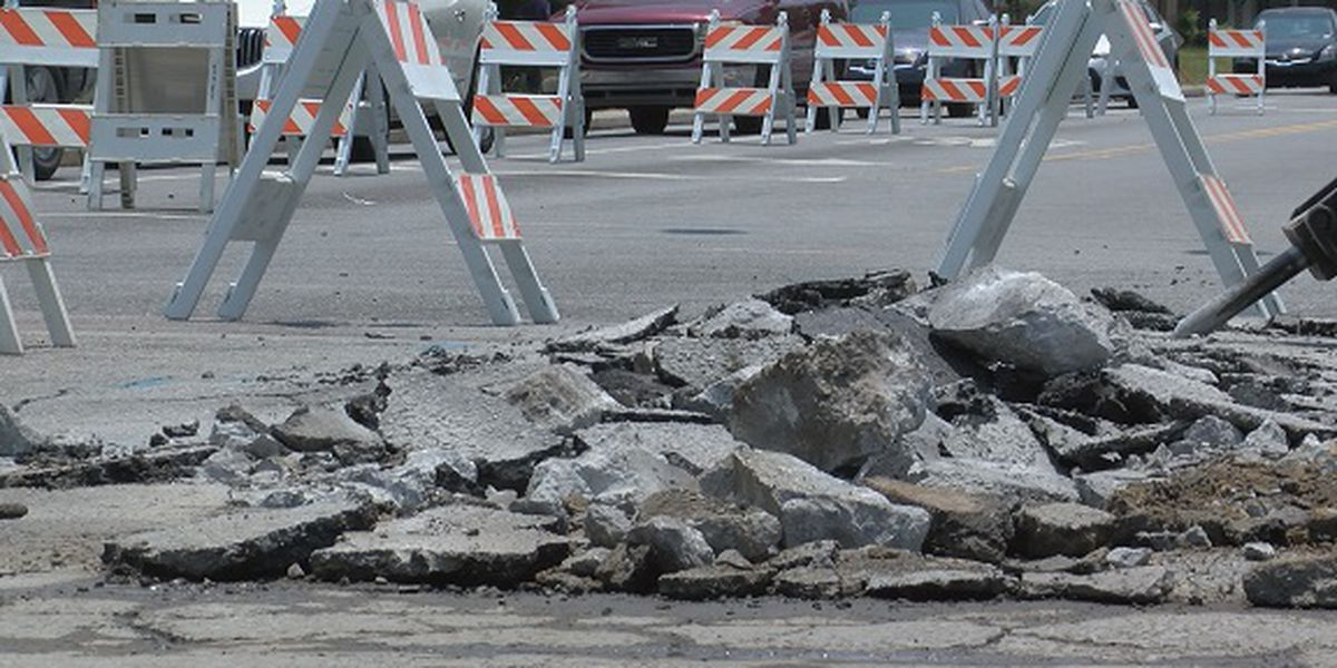 Triple-digit temps putting pressure on road surfaces