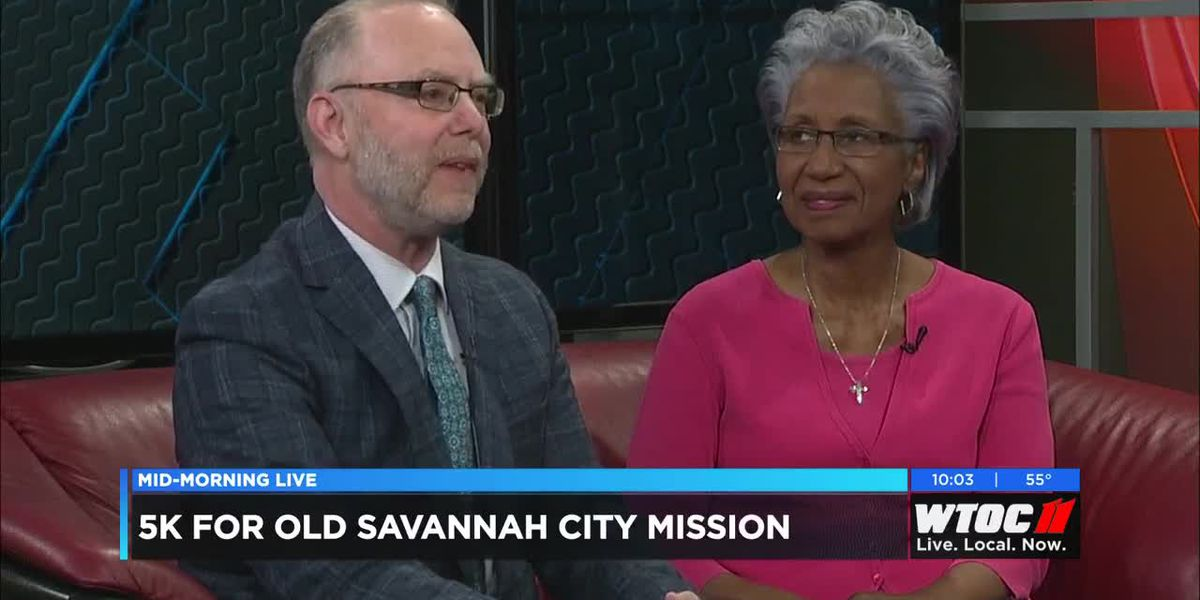 5K for Old Savannah City Mission to be held March 30, 2019