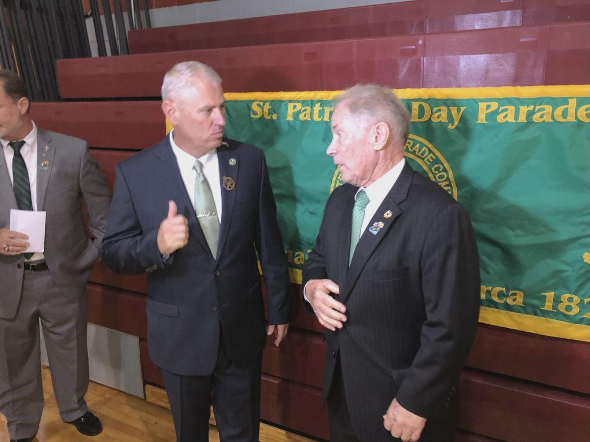 Savannah St. Patrick's Day Parade Committee selects 2020 Grand Marshal