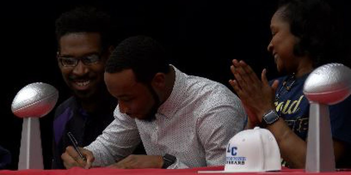 Area student-athletes ink NLIs on National Signing Day