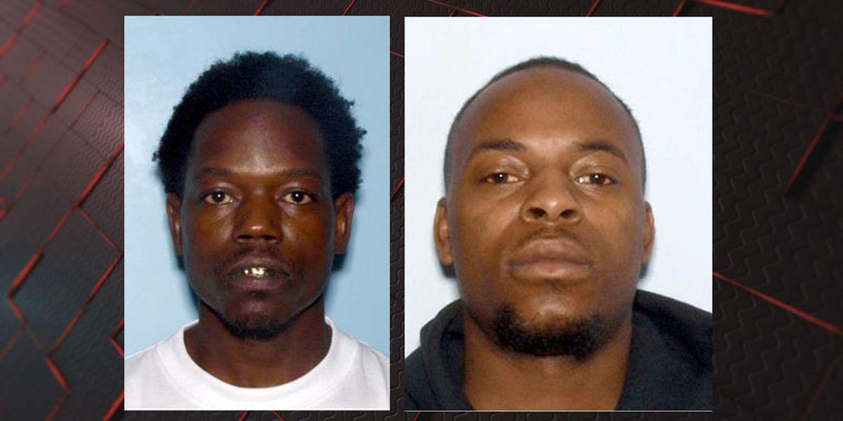 Savannah Police seek 2 men for warrants, questioning in violent crimes case
