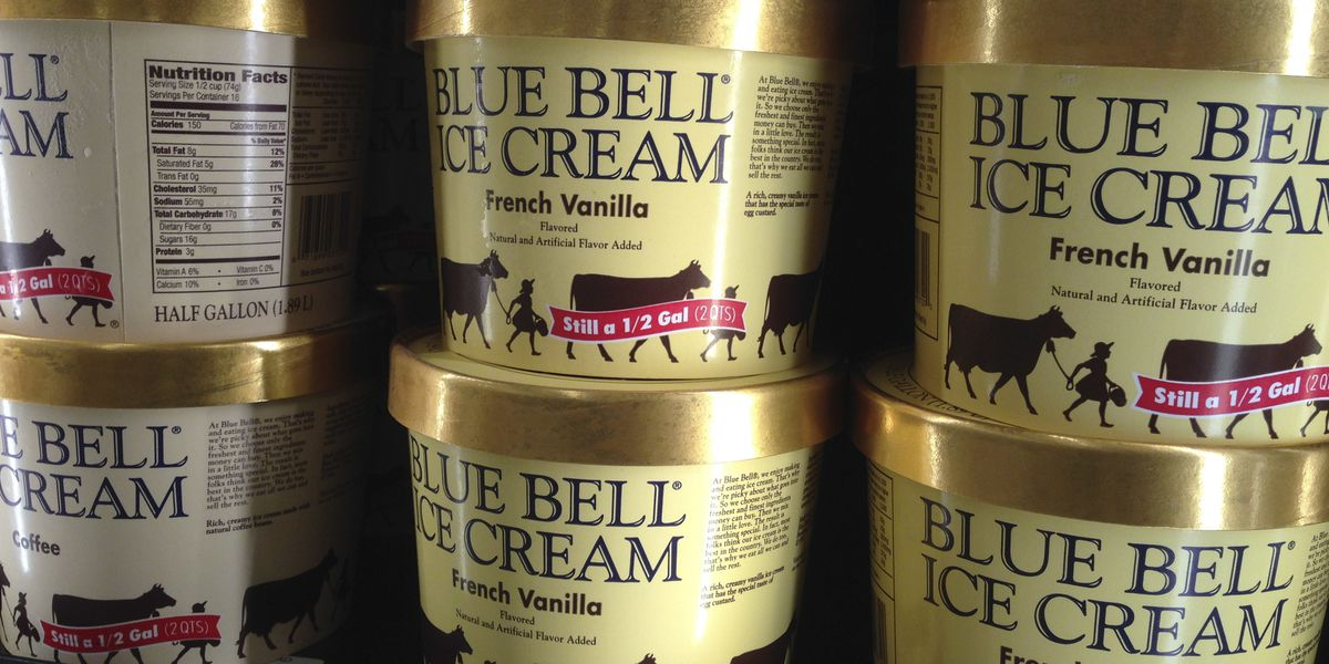 La. man charged after licking Blue Bell ice cream in copycat video; deputies warn others
